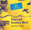 Farewell Jacques Brel CD Cover Image